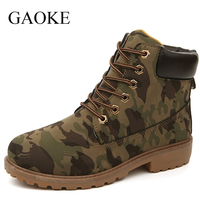 Fashion Men Ankle Boots Shoes PU Leather Women Boots Riding Pink 2016 Waterproof Boots Martin Military