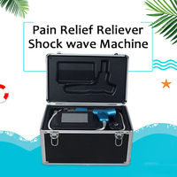 Physical Shockwave Pain Therapy System Extracorporeal Acoustic Shock Wave Neck Shoulder Pain Relief Massage Health Care