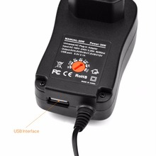 Universal Charger Adjustable Power Supply Adapter For Led Strip Camera Mobile Phone