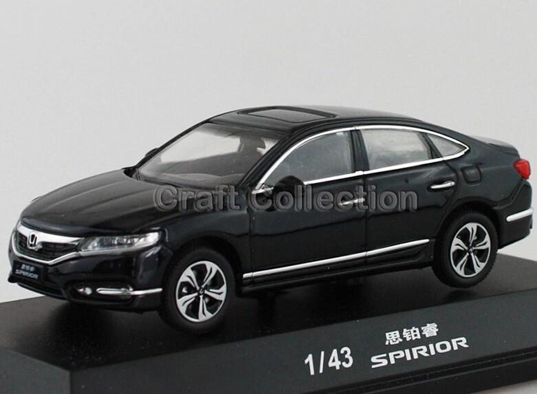 Black 1 43 honda spirior 2015 accord euro alloy metal for 2015 honda accord black
