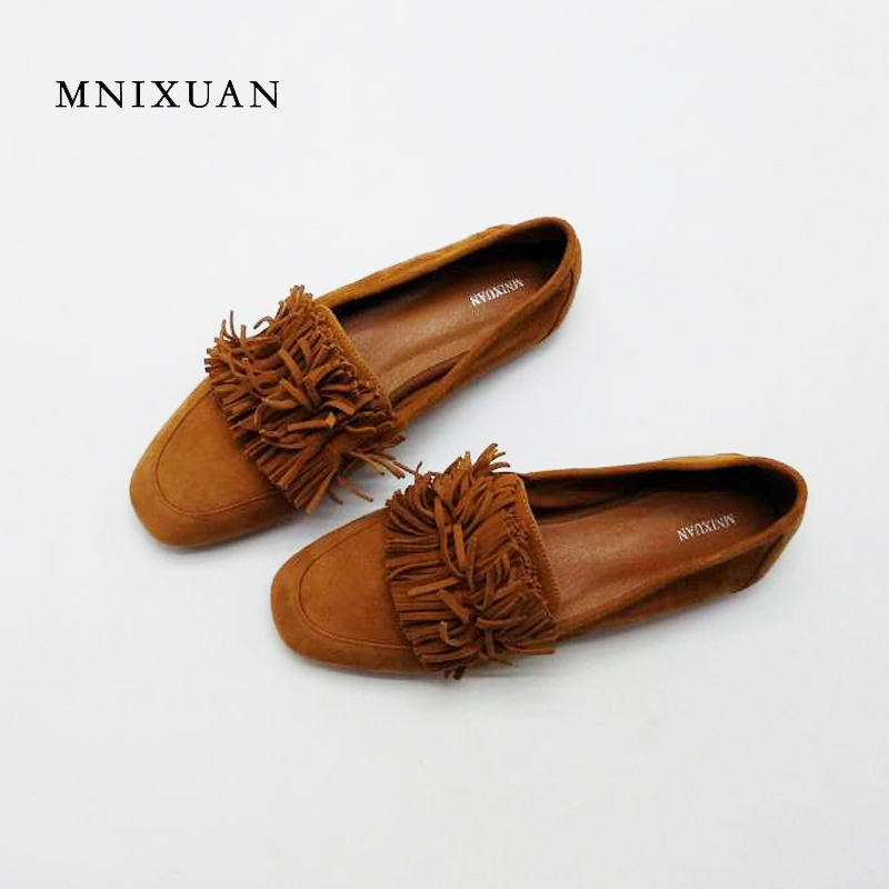 Fashion new arrival spring 2017 autumn women flat shoes genuine leather high quality round toe casual loafers office lady shoes банковское право конспект лекций