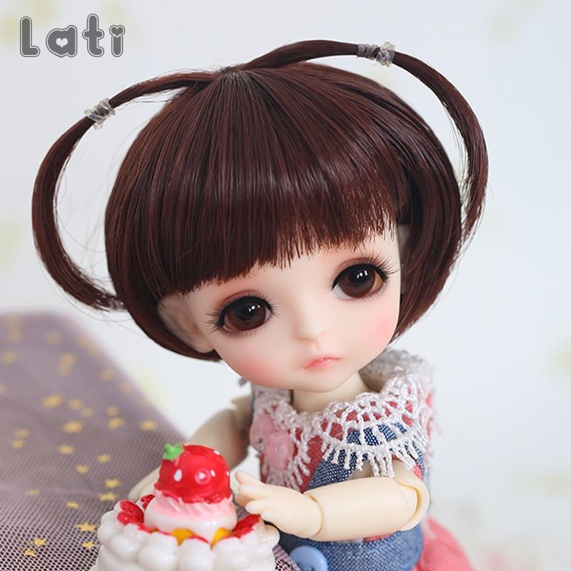 Lati Yellow Haru BJD Dolls 1/8 High Quality Cute Girl Toys Best Xmas Gift Luts Linachouchou