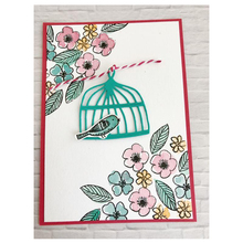 Eastshape Bird Cage Die Stamps and Dies Frame Metal Cutting for Scrapbooking Craft Cuts Card Making New 2019
