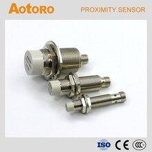 M12 соединитель TRC12-4DP Датчик Индуктивный бесконтактный переключатель горячая распродажа