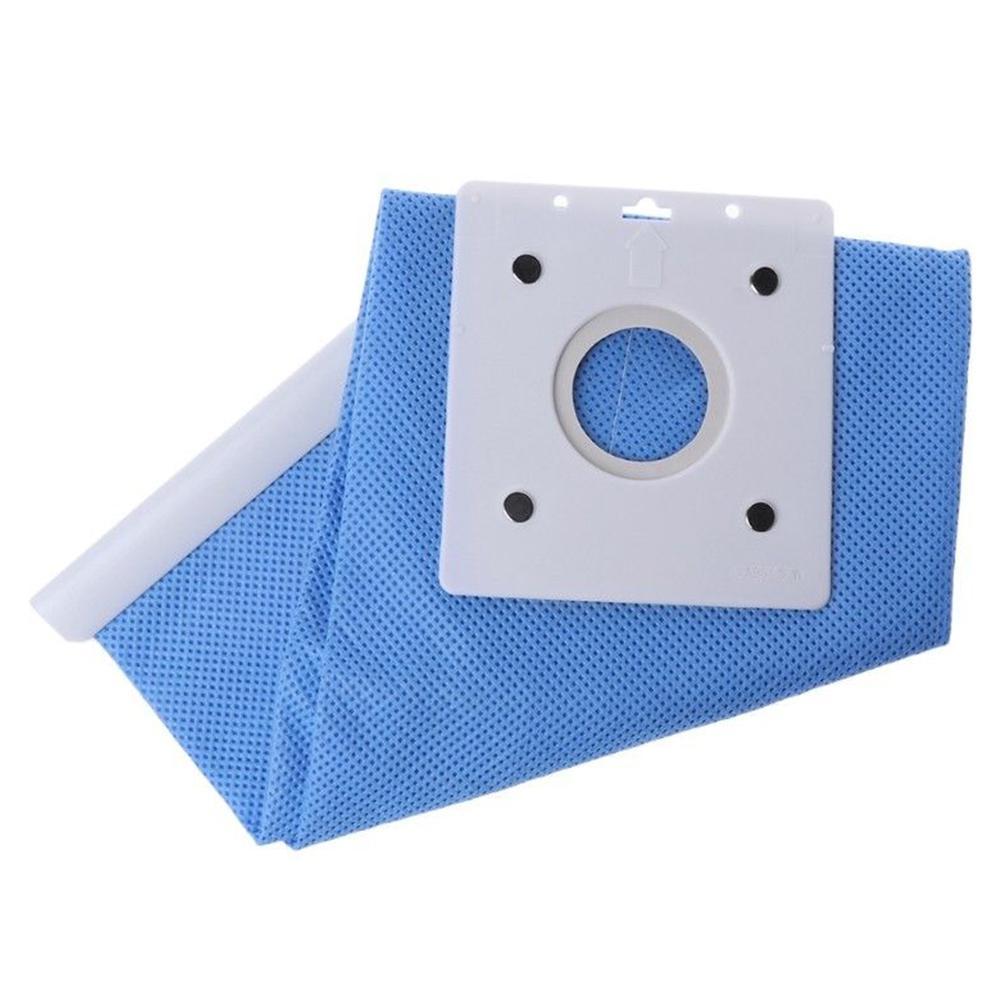 Adoolla Blue Reusable Vacuum Cleaner Parts Large Capacity Dust Bag DJ69-00420B For Samsung