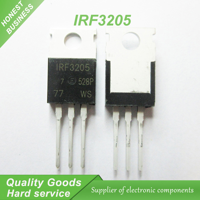 20 PCS IRF1404 TO-220 Power MOSFET NEW ORIGINAL