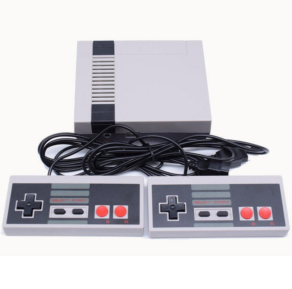 ZHCKJ Store 2017 New 8Bit Mini Handheld Game Console Classtic Retro Video Games For Nes Games with 500 Different Built-in Games PALNTSC