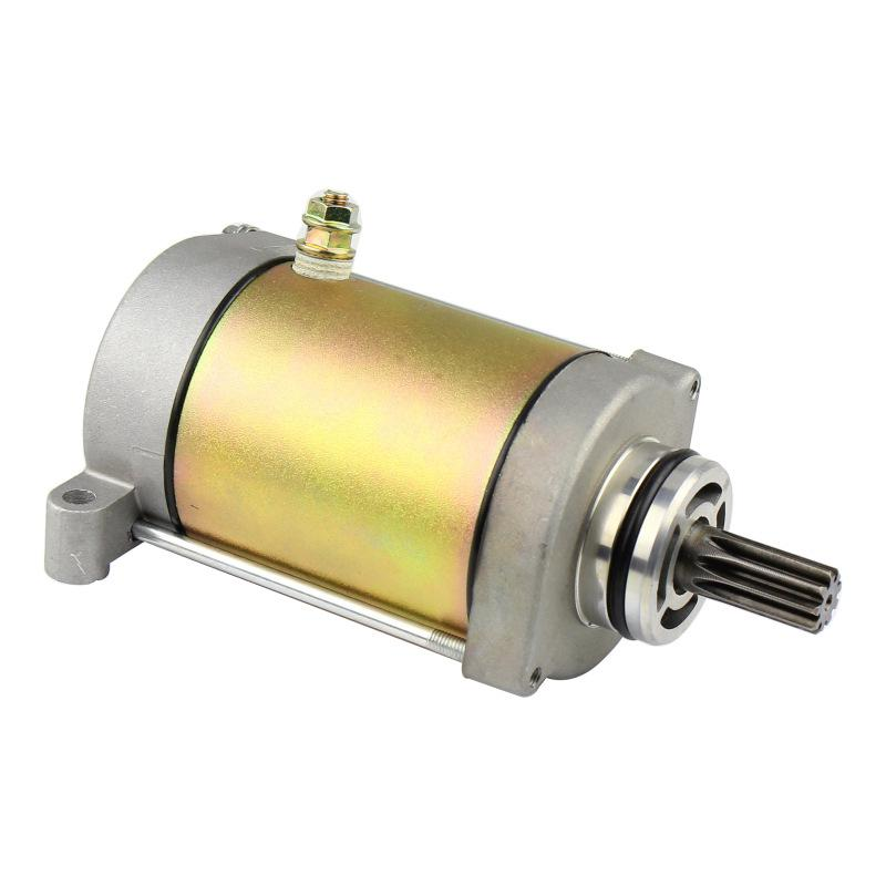 LumiParty Starter Motor For CF500 LongWB (AU)CFMoto 500cc CF188 Starter Motor 9 Spline Teeth CF Moto Genuine Part ATV UTV R28