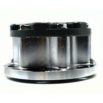 Nuevo cubo de rueda libre de alta calidad para MITSUBISHI Pajero Triton, L200 4x4,Montero, 1990-2000 MD886389 base de acero manual B011
