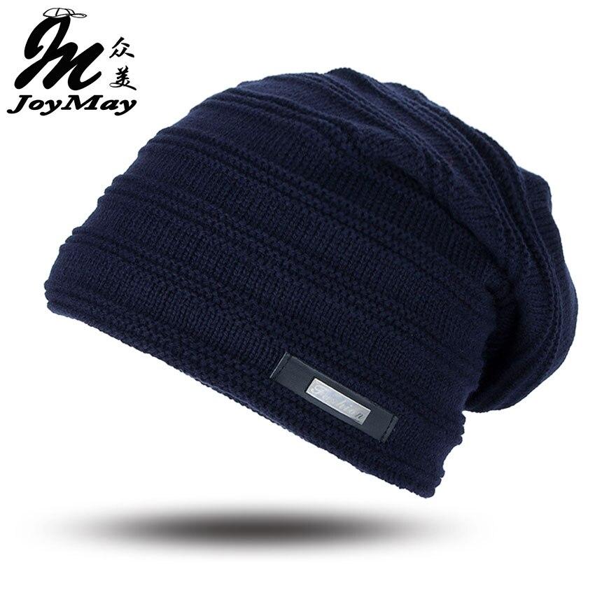 Knit Winter Womens Men Mens Cashmere Hip-Hop Beanie Hat Baggy Unisex Cap Skull WM050 hot sale unisex winter plicate baggy beanie knit crochet ski hat cap