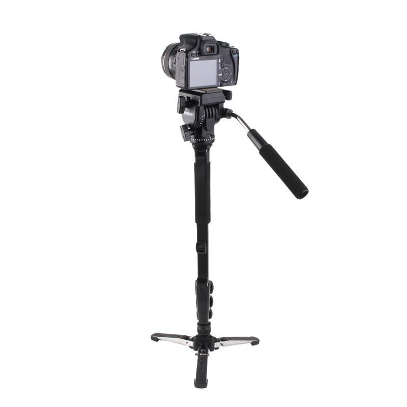 Prix pour Yunteng 288 trépied + Unipod, Professionnel Trépied Monpod Photographie Trépied Tête pour Canon Eos Nikon DSLR, VCT-288