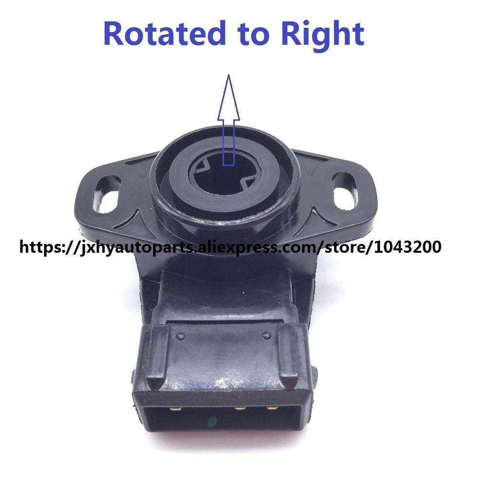 Md628074 New Throttle Position Sensor Tps For Mitsubishi Rhaliexpress: 2007 Galant Throttle Body Sensor Location At Gmaili.net