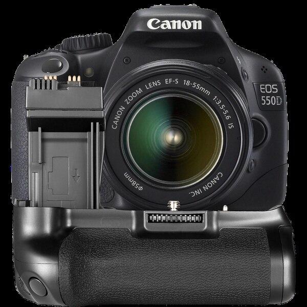 Prix pour Vertical Batterie Grip BG-E8 pour Canon 550D 600D 650D 700D T5i T4i T3i T2i Comme MK-550D POIGNÉE de