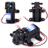 High Pressure Low Noise Black DC 12V Water Pump 70 PSI Agricultural Electric Mayitr Diaphragm Water