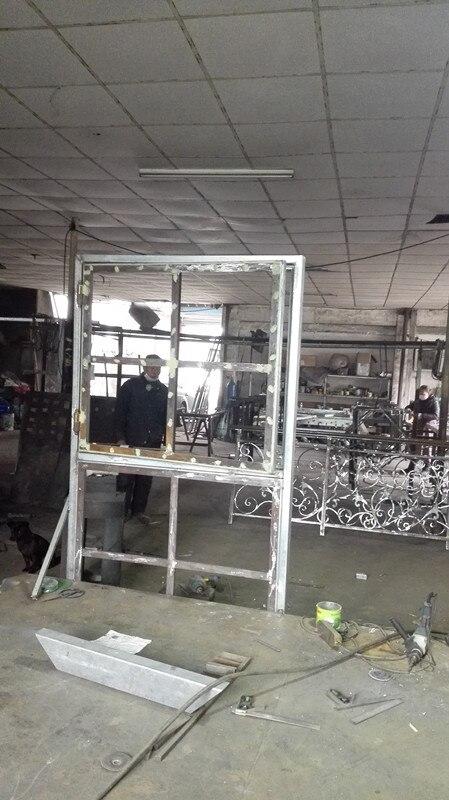 New Glass Metal Steel Iron French Doors Hc Id22 Livoniayti