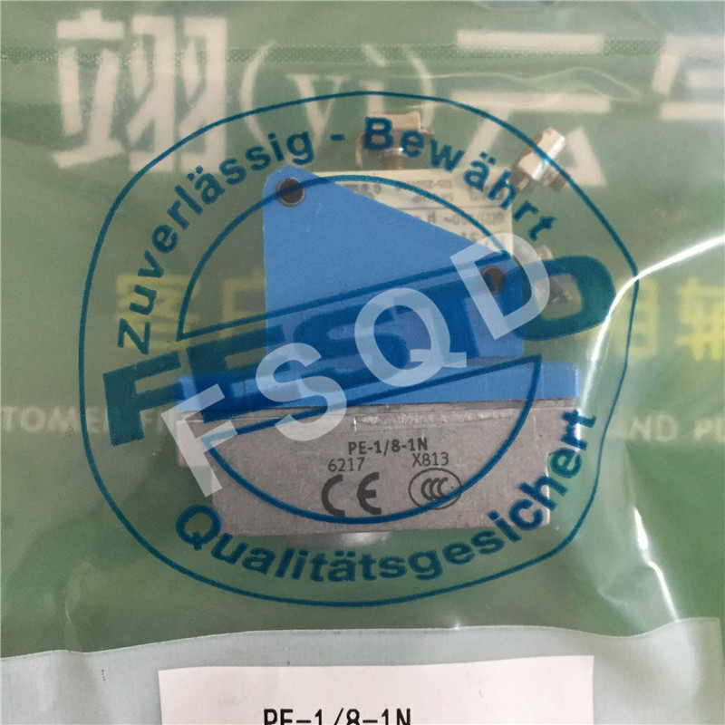 PE-1/8-1N 6217 Imported pneumatic components FESTO gas converter New genuine genuine imported invoicing ddb6u145n16l [also] all new goods