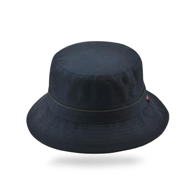 Мужская и женская шляпа-Панама, летняя, однотонная, хлопковая, пляжная шляпа от солнца