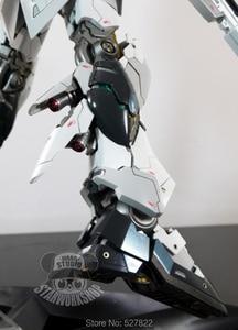 Image 5 - New Metal Details Up Parts Set For Bandai 1 100 MG New Nu V Gundam ver Ka Model Kit  Childrens DIY Birthday Gift Free Shipping