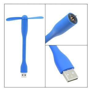 Портативный 6 цветов мини охлаждающий USB вентилятор Micro USB 2,0 вентиляторы гибкий летний гаджет Высокое качество для планшетов power Bank ноутбуков