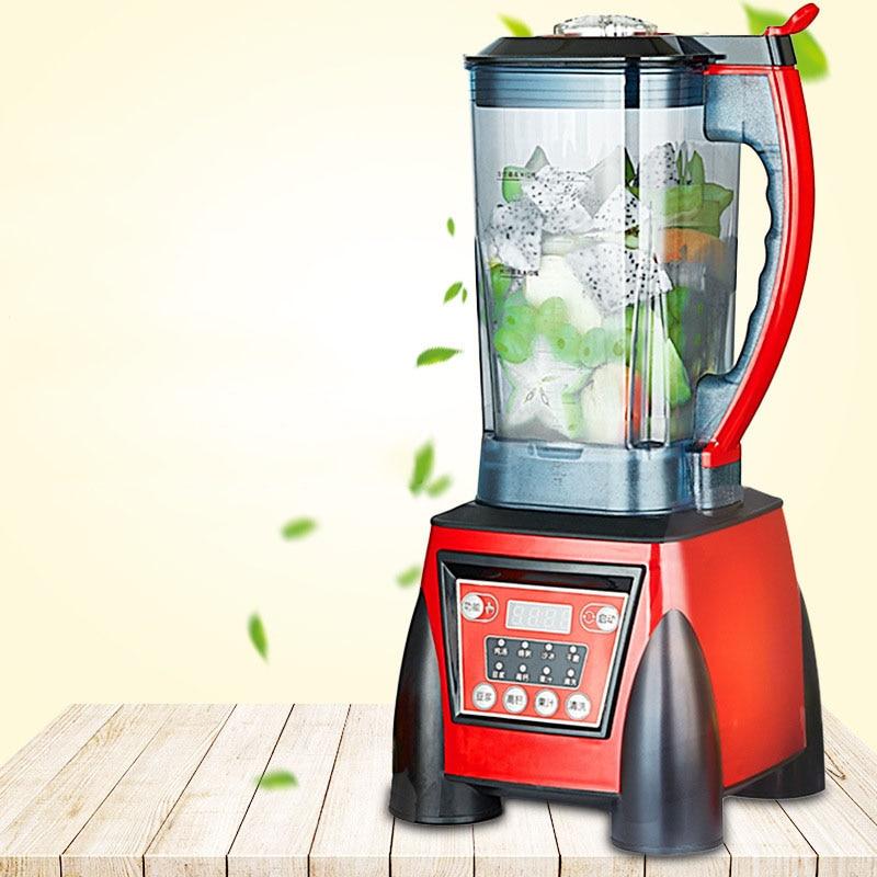 Автоматический настраиваемый нагреваемый сломанной стены машина multi function смешивая машина соковыжималка для дома