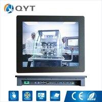 19 дюймов Встраиваемых промышленных ПК сенсорный экран Разрешение 1280x1024 ПК с промышленной Intel N3150 4 ГБ ddr3 32 г ssd