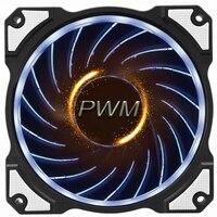 Jonsbo 120mm FR-101P LED Lumière Ordinateur CPU Ventilateur 4pin Radiateur PWM PC Boîtier Cooler pour Intel AMD DIY MOD
