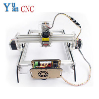 4050 DIY Laser Engraving CNC Machine Mark Cutting Machine Mini Plotter Wood Router V5 Control System