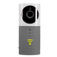 WiFi Wireless 720P Night Vision Remote Control Motion Detection Real Time Alarm Surveillance Cameras Record P2P