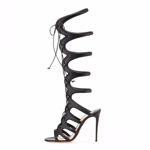Sexy Kim Kardashian Sandale Style PVC Clair Transparent Lanières Boucle À  Talons Hauts Sandales Plus La Taille Personnalisée Stilettos Femmes  ChaussuresUSD ... b14f834e3465