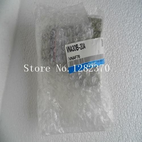 [SA] New Japan genuine original SMC pneumatic control valve VNA301B-20A Spot[SA] New Japan genuine original SMC pneumatic control valve VNA301B-20A Spot