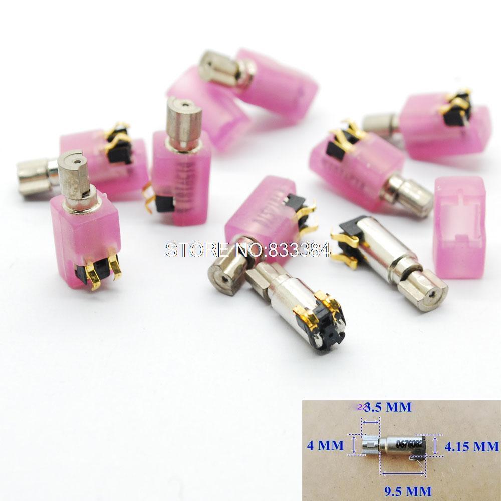 Высокое качество! 20 шт 2-3 V DC мини вибромотор без сердечника для мобильного телефона DIY