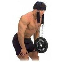 Quente Sênior Cabeça E Pescoço Ombro Dispositivo de Treinamento de Peso Força Exercício Cabeça Harness Correia Fitness Pesos Cabeça Ajustável