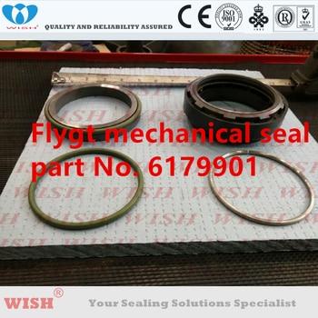 90 Mm Atas Mechanical Seal Flygt Pompa Nomor Bagian 617 99 01 6179902, Segel Batin