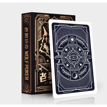 54pcs youpin 3A Poker Playing Cards Game Set Classic Plastic Magic Durable 57mm*87mm Cards For Games