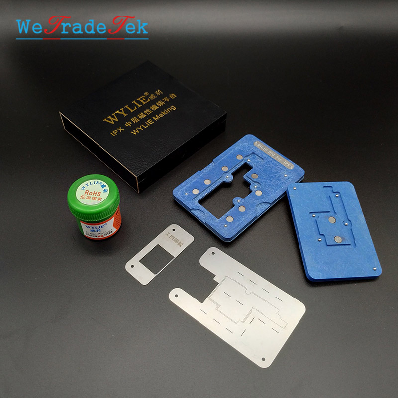 font b Motherboard b font Middle Layer Platform for iPhone X Reballing Repair Platform With