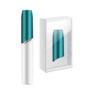 Image 3 - JINXINGCHENG Новый Красочный Защитный колпачок мундштук для iqos 3,0 держатель нагревательного стержня для iqos 3 DUO Сменный колпачок аксессуары