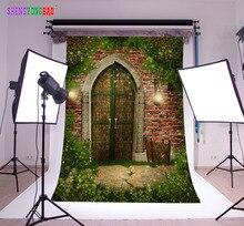Vinyl Custom Photography Backdrops Prop Digital Printed Fairy tale theme Photo Studio Background NTHU-338 цены