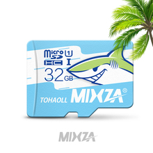 MIXZA micro sd Shark Limited sales 128GB 64GB 32GB 16GB 8GB Micro sd card 64GB class10 flash card memory card for Phone/Tablet