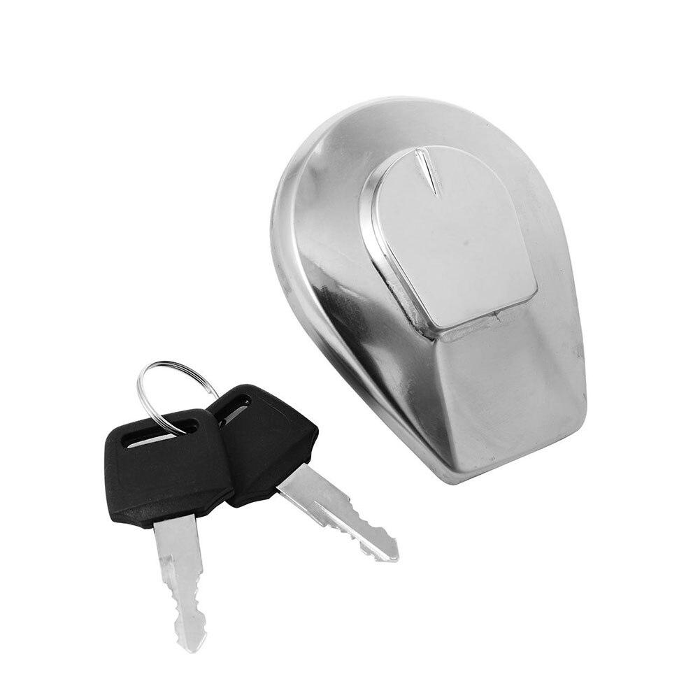 2019 Motorbike Fuel Tank Cap Petrol Locking Cover With 2 Keys For Honda CSL88