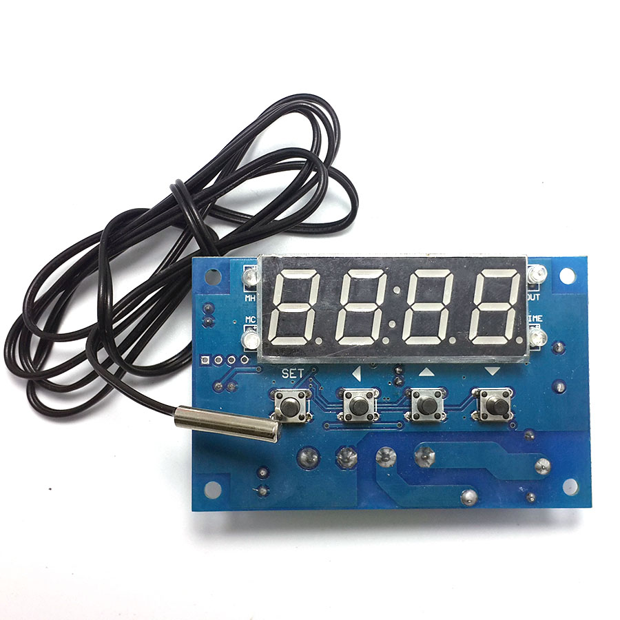 Thermostat With Timer Function Can Align Temperature -50 ~ 110 Time Controlled Temperature Controller 0.1 Precision
