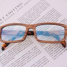 Синий свет блокирующие очки для компьютера деревянные очки оправа Gafas Lentes Para Computadora GB116