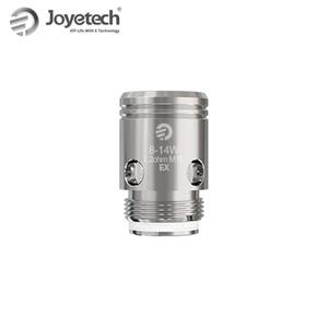 Image 3 - Оригинальная Головка Катушки Joyetech EX 0,5 Ом/1,2 Ом для превышения D22 D19, испаритель с емкостью Exceed Air plus, электронная сигарета, катушка для вейпа