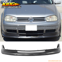 For 1999 2004 Volkswagen Vw Golf Mk4 Mkiv P1 Front Lip Lower Valance