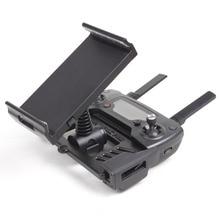 DJI Mavic Pro Accesorios de control remoto 4-12 pulgadas Pad Soporte para Teléfono Móvil Soporte Plano tablte stander Parts RC aviones no tripulados