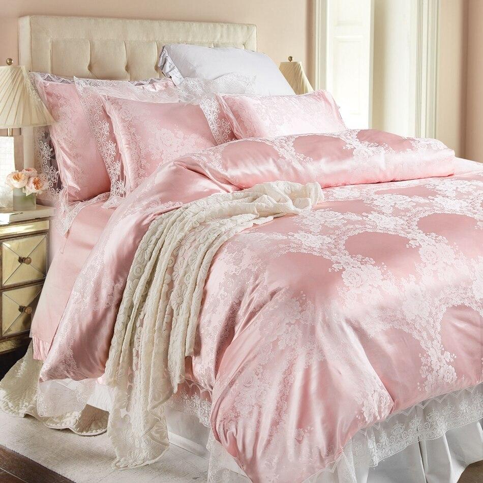 raso rosa fogli-acquista a poco prezzo raso rosa fogli lotti da ... - Copripiumino Bianco E Rosa