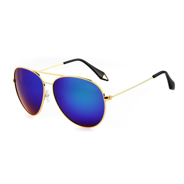 0a0b6317c Hipster color film frog mirror reflective men pilot sunglasses mirrored  aviator sunglasses aviator mirror sunglasses VB0101