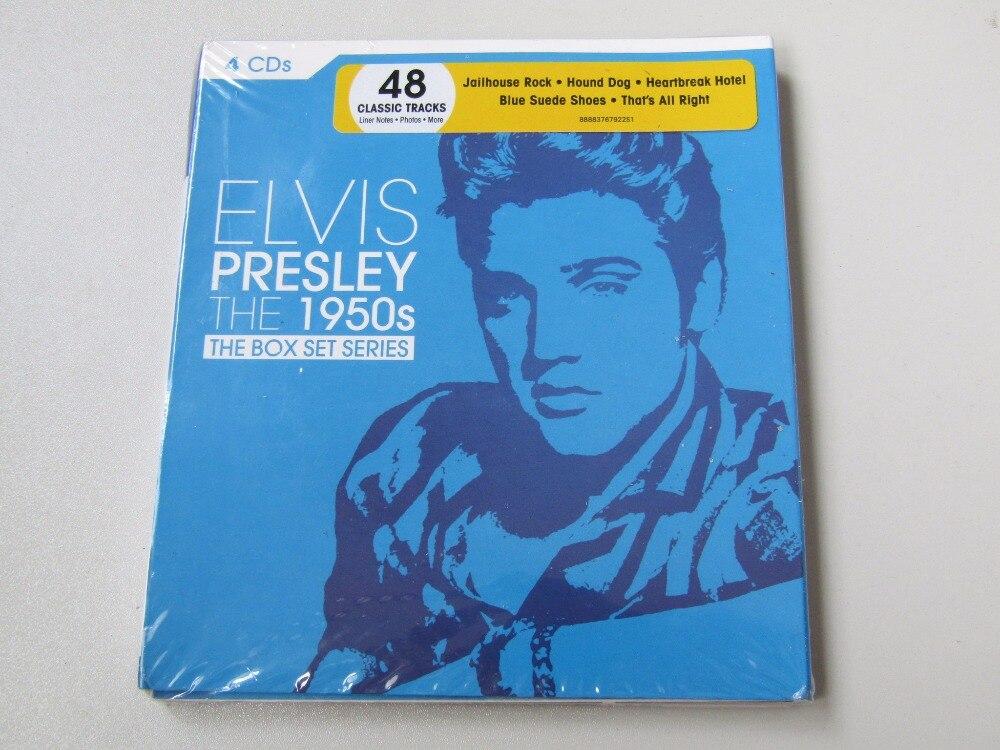 <font><b>Elvis</b></font> <font><b>Presley</b></font> The Box Set Series 4CD