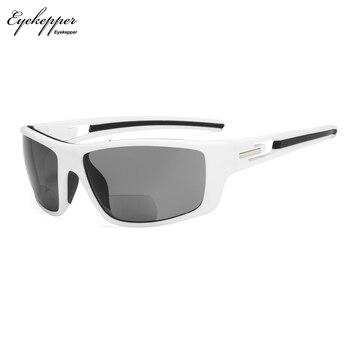 12080c2a4b Gafas de sol bifocales S066-Bifocal para lectores de deportes al aire libre  TR90