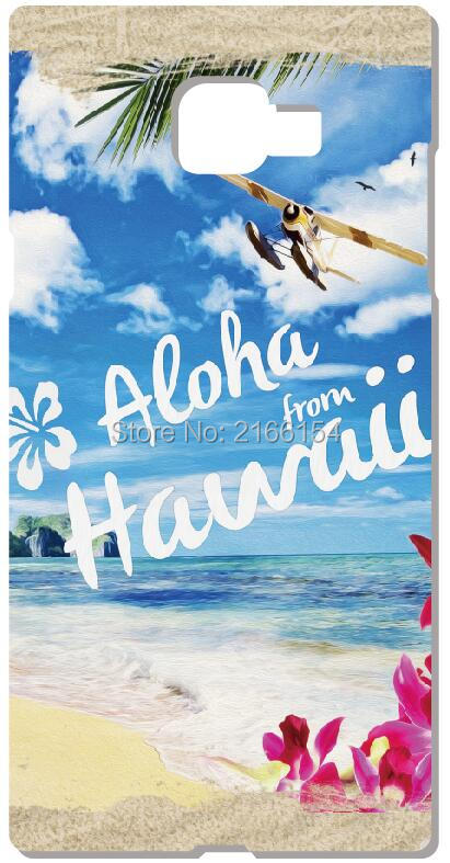 <font><b>Hawaii</b></font> Aloha Mobile <font><b>Phone</b></font> Bag <font><b>Case</b></font> For Samsung Galaxy Core G360 G350 A3 A5 A7 A8 A9 E5 E7 J1 J3 J5 J7 Prime 2016 Cover