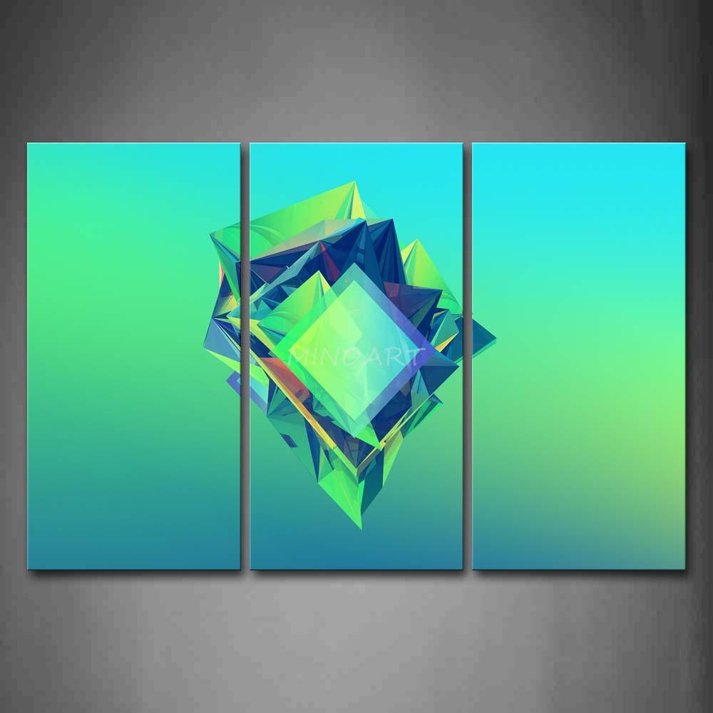Online kopen Wholesale achtergrond groene abstracte uit China ...